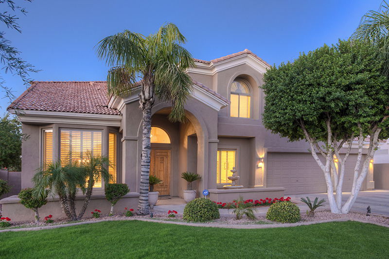Desert Ridge Single Family Homes